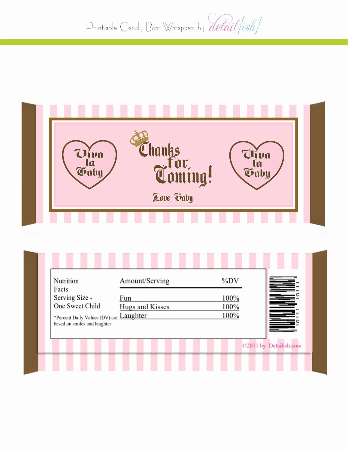 Chocolate Bar Wrappers Template Luxury Items Similar to Juicy Couture Inspired Candy Bar Wrapper
