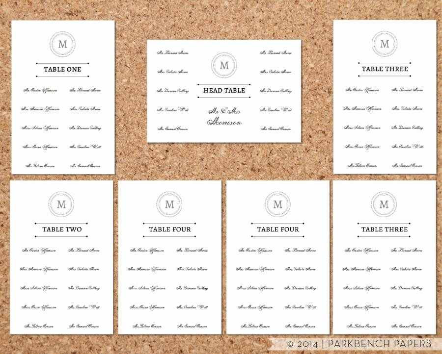 Choir Seating Chart Template Elegant Editable Seating Chart Calendar June