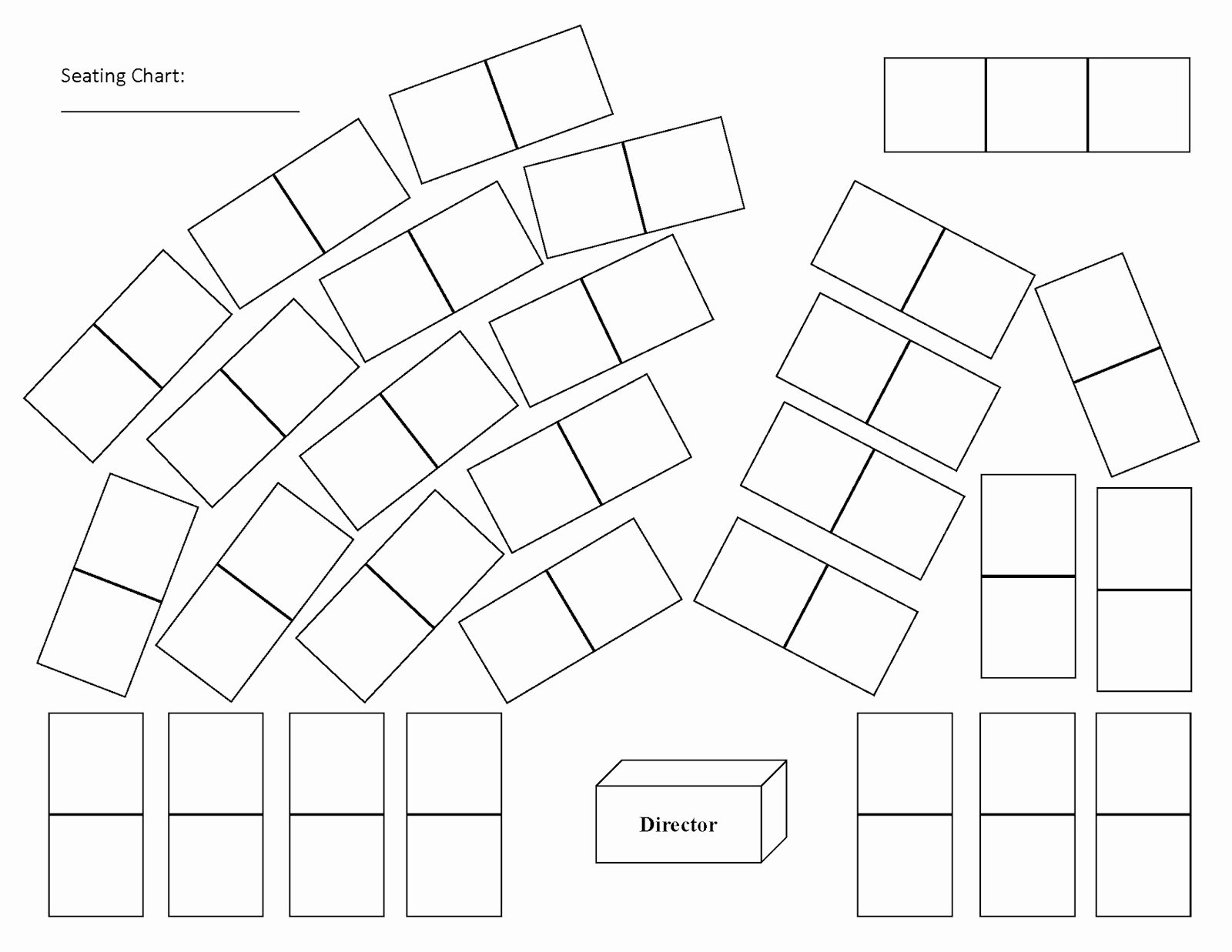 Choir Seating Chart Template Elegant Free Classroom Seating Chart Maker Portablegasgrillweber