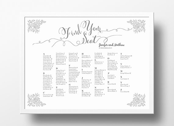 Choir Seating Chart Template Lovely 9 Best Of Choir Seating Chart Template Editable