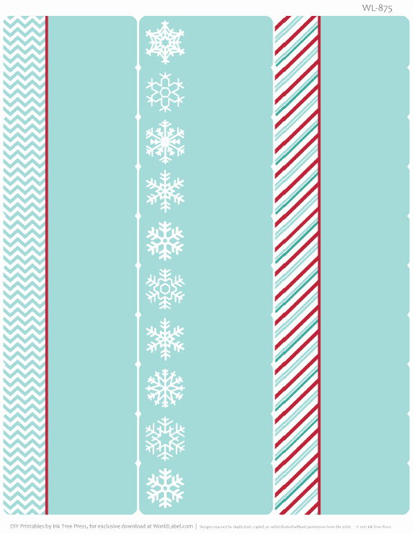 Christmas Address Labels Template Elegant Free Printable Holiday Address Labels
