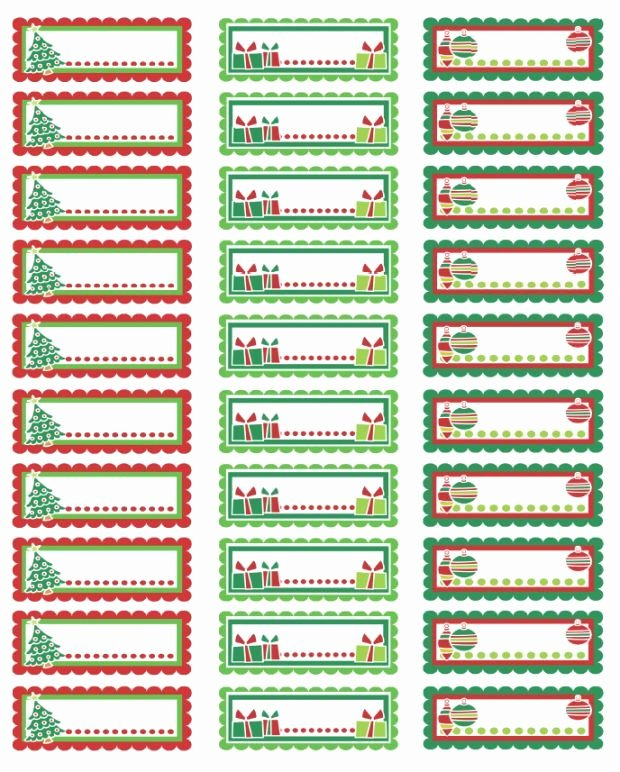 Christmas Address Labels Template Lovely Best 25 Christmas Address Labels Ideas On Pinterest