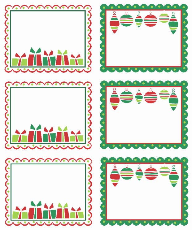 Christmas Address Labels Template Luxury Free Christmas Address Labels Templates – Happy Holidays