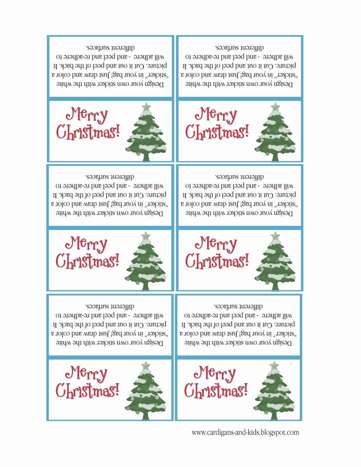 Christmas Address Labels Template Luxury Free Holiday Return Address Template