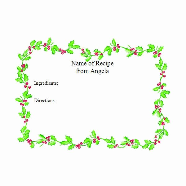christmas address labels templates free