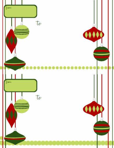 Christmas Address Labels Template Unique Holiday Labels Holiday Label Templates Free Printable