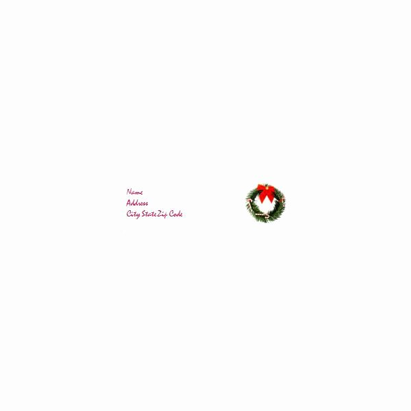 Christmas Mailing Labels Template Elegant Free Christmas Holiday Templates and More for Microsoft Fice