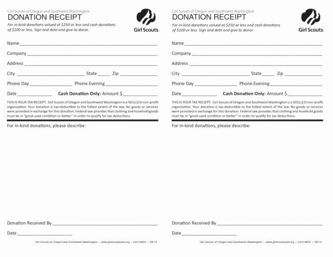 Church Donation Receipt Template Best Of Printable Church Donation Receipt Template for Religious