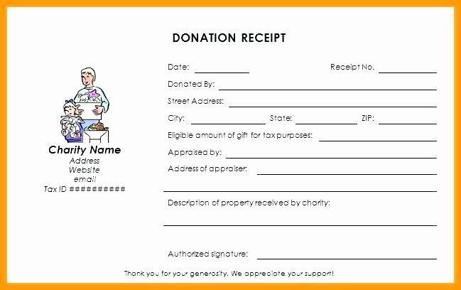 Church Donation Receipt Template Elegant Church Donation Receipt Template – Samplethatub