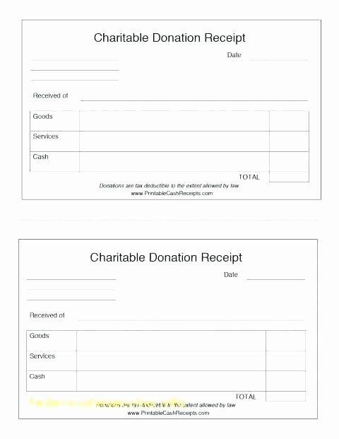 Church Donation Receipt Template Unique Church Donation Receipt Template – Samplethatub