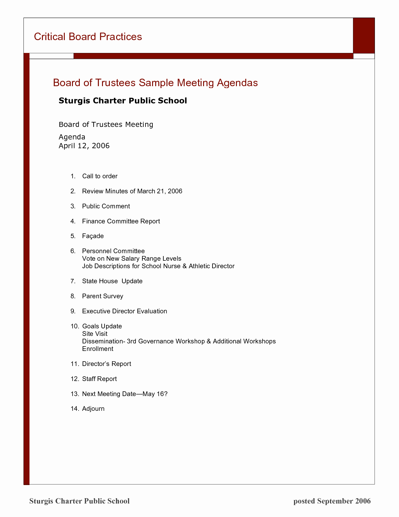 Church Meeting Minutes Template Awesome 14 Best Of Church Board Meeting Minutes format