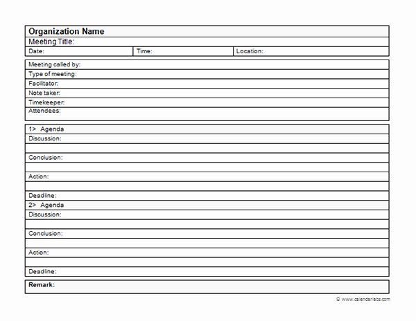 Church Meeting Minutes Template Beautiful Business Meeting Minutes Template 2019 Free Printable