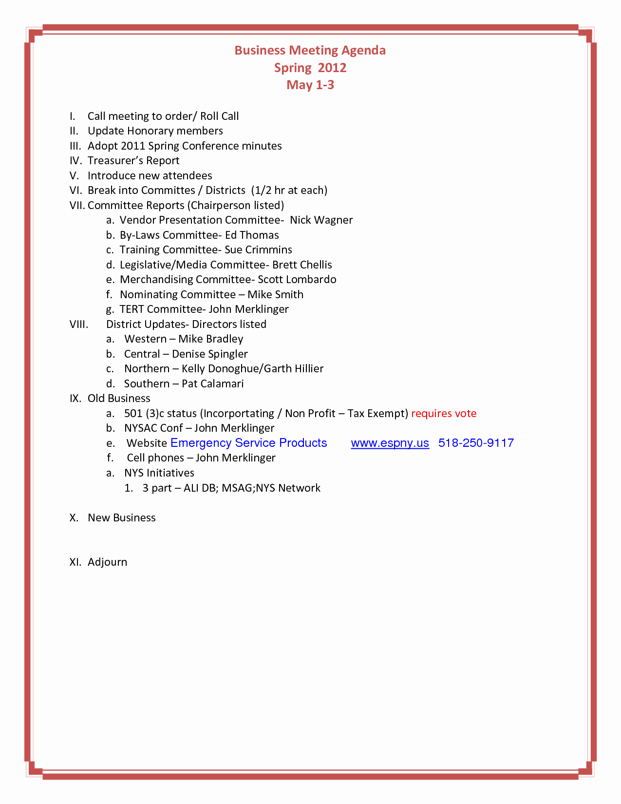 Church Meeting Minutes Template Lovely 10 Best Of Church Business Meeting Minutes Sample