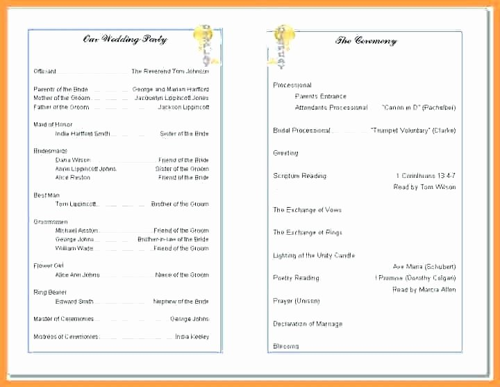 Church Program Template Word Awesome Best S Blank Church Bulletin Templates before