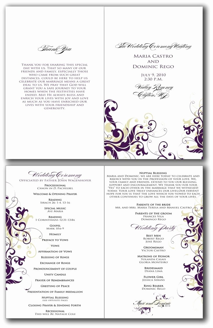 Church Program Template Word Best Of Free Printable Church Anniversary Program