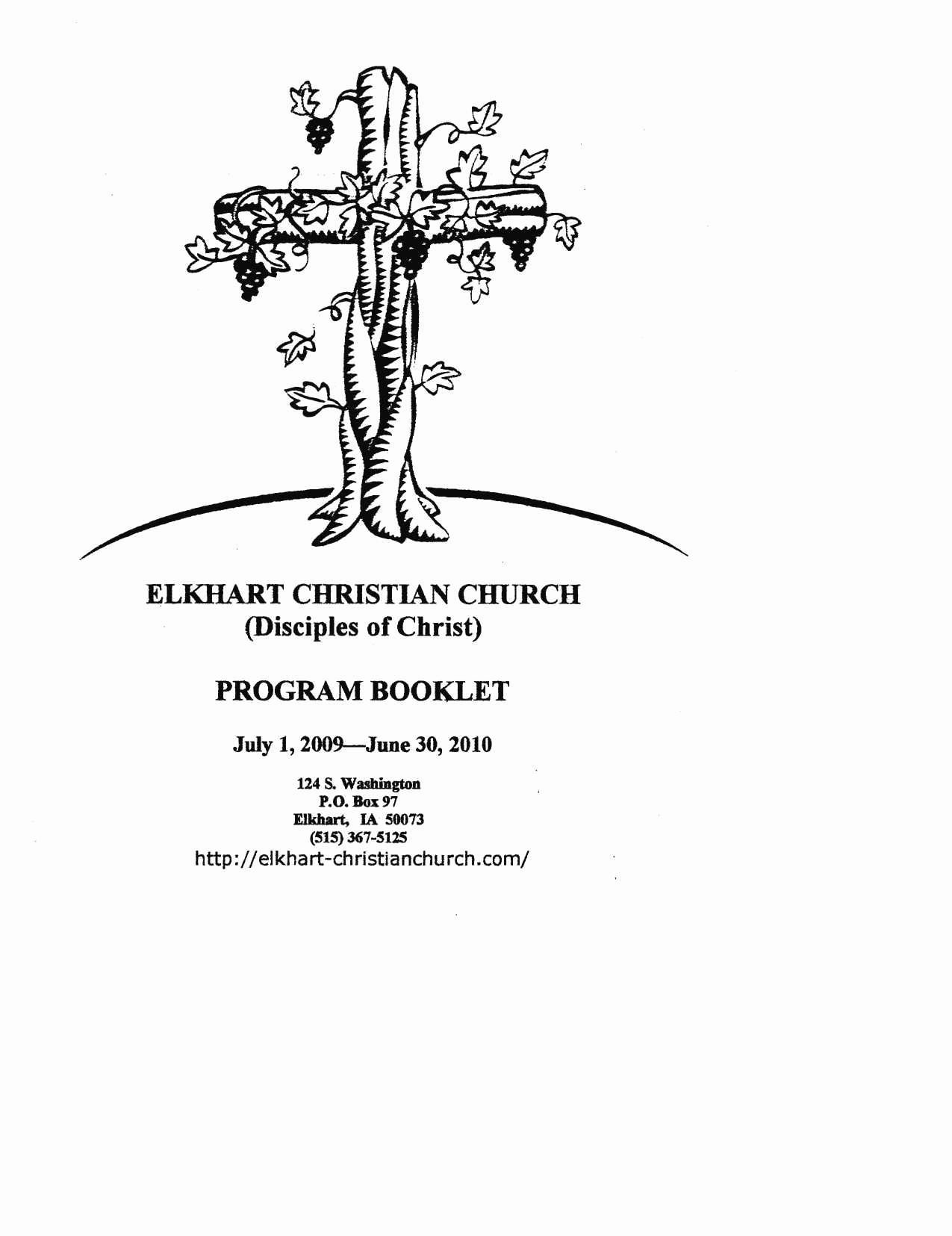 Church Program Template Word Lovely Inspirational Church Program Template Word Free