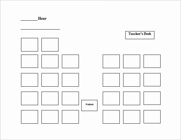 Church Seating Chart Template Fresh Church Wedding Seating Plan Template