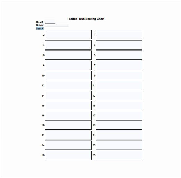 Church Seating Chart Template New Church Seating Plan Template