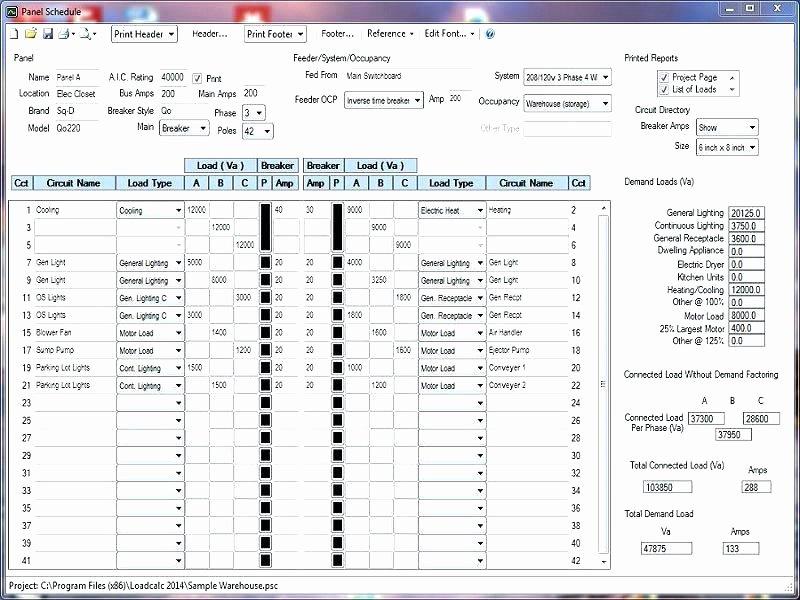 Circuit Breaker Directory Template Fresh Electric Circuit Breaker Panel Directory Sheet Awesome