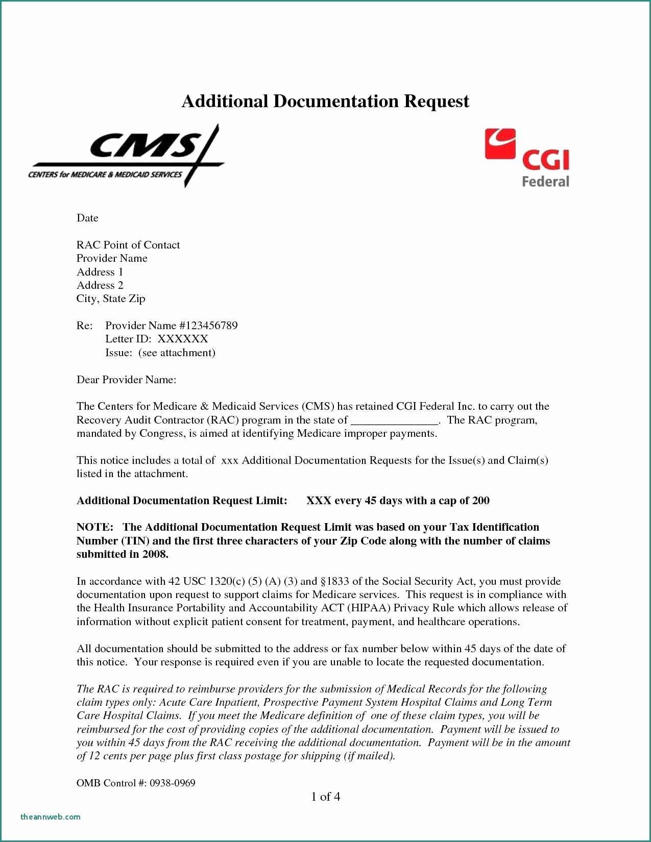 Claim Denial Letter Template Unique Insurance Claim Rejection Letter format 50 Elegant