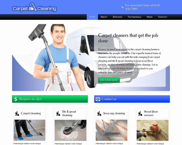 Cleaning Company Website Template Lovely 96 Cleaning Website Templates Free Download Free