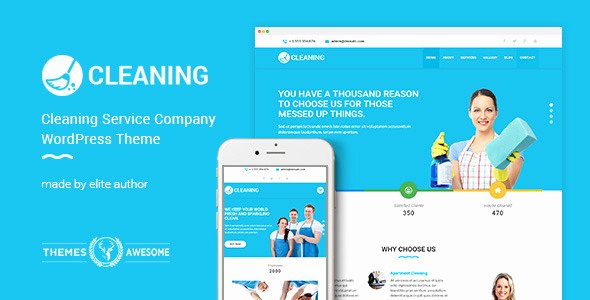 Cleaning Company Website Template Luxury Cleaning Service Pany Wordpress theme