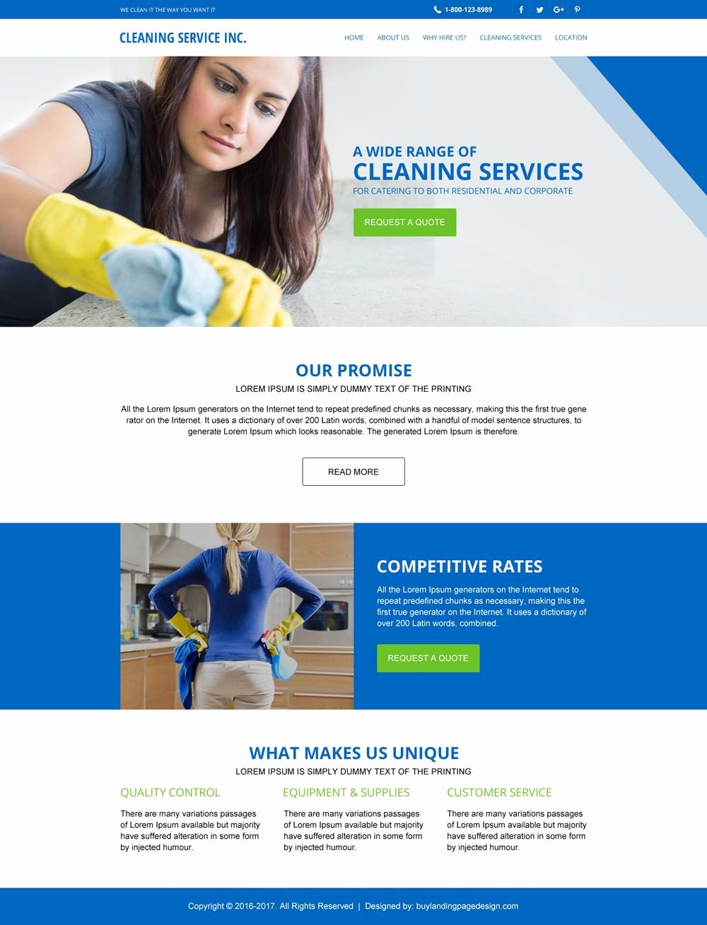Cleaning Company Website Template Luxury Cleaning Services Website Template Added to