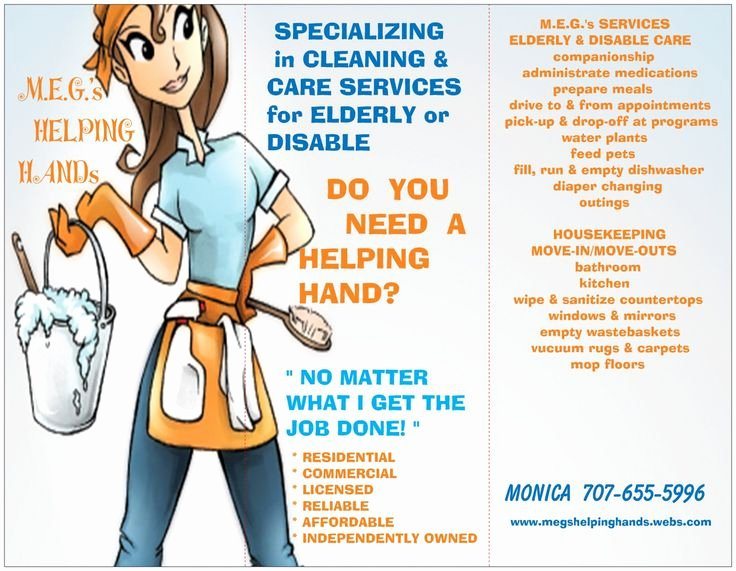 Cleaning Service Flyer Template Best Of Housekeeping Flyers