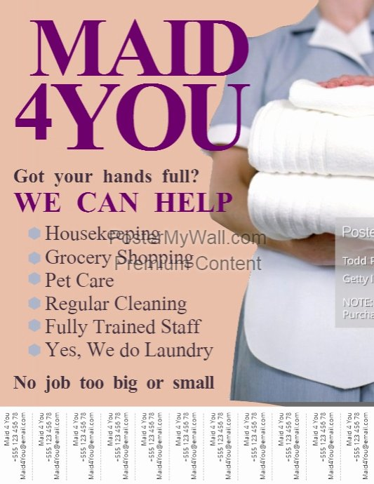 Cleaning Service Flyer Template Unique Cleaning Service Flyer Template