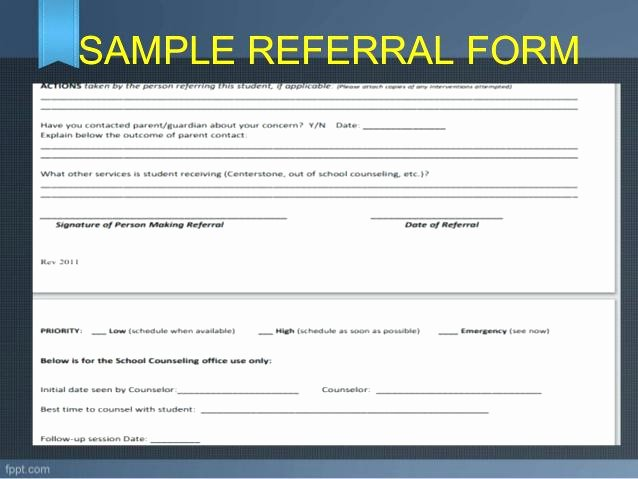 Client Referral form Template Elegant format Referral Letter Amazing Letters Samples Fresh