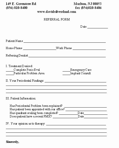 Client Referral form Template Unique Customer Referral form Template – Versatolelive