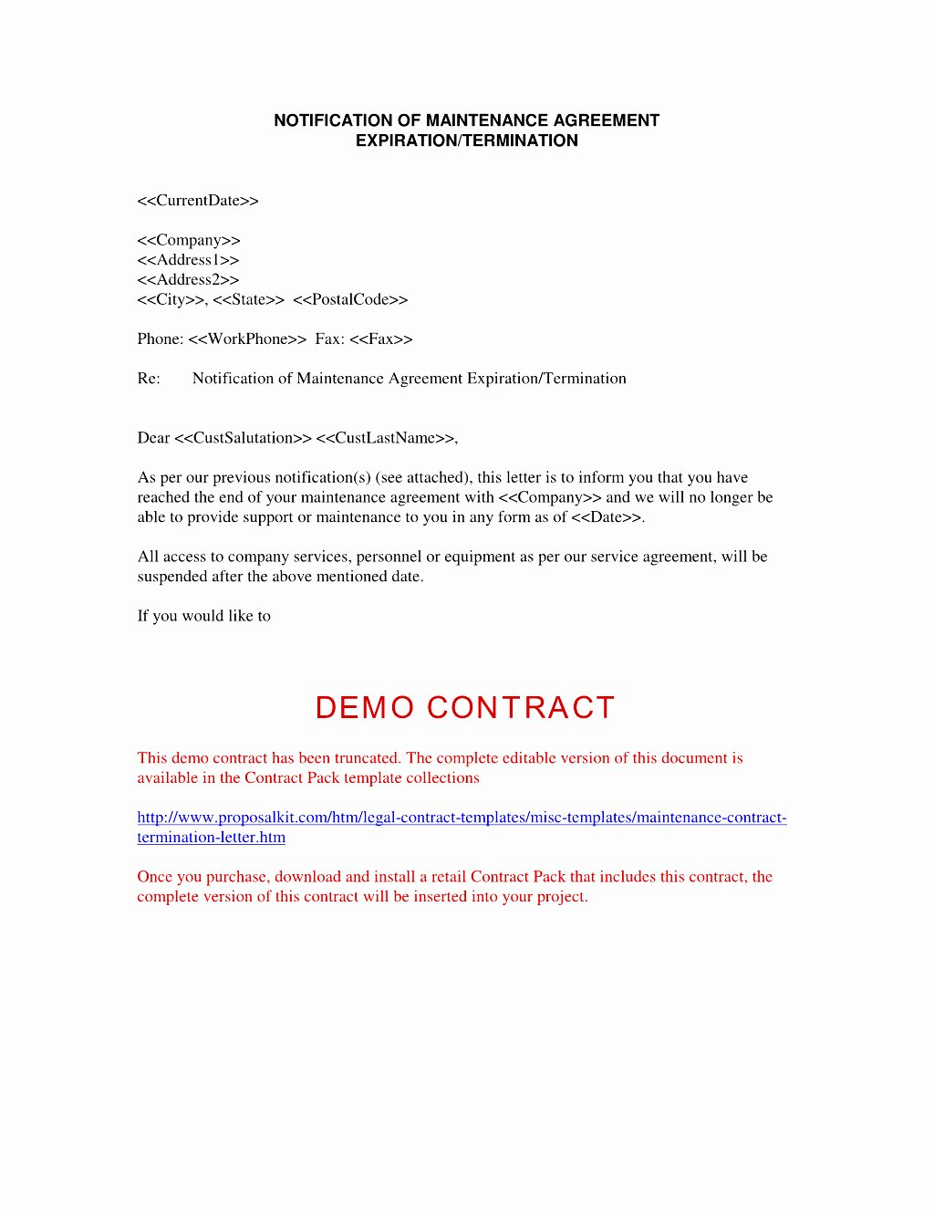 Client Termination Letter Template Awesome Client Termination Letter Template Samples