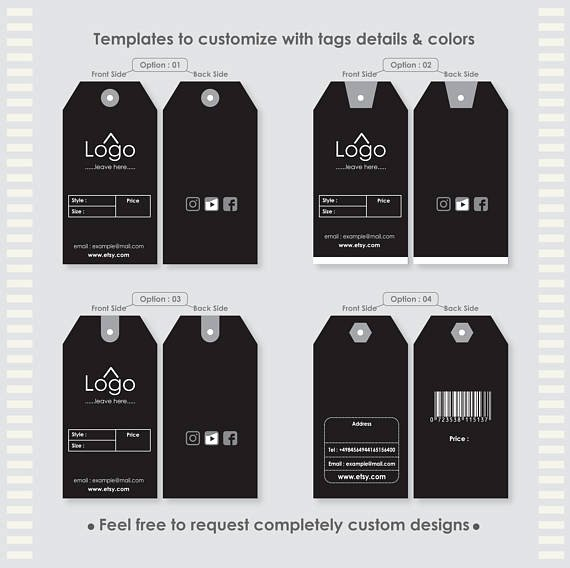 Clothing Hang Tag Template Awesome Buy T Shirt Tag Template Off Discount