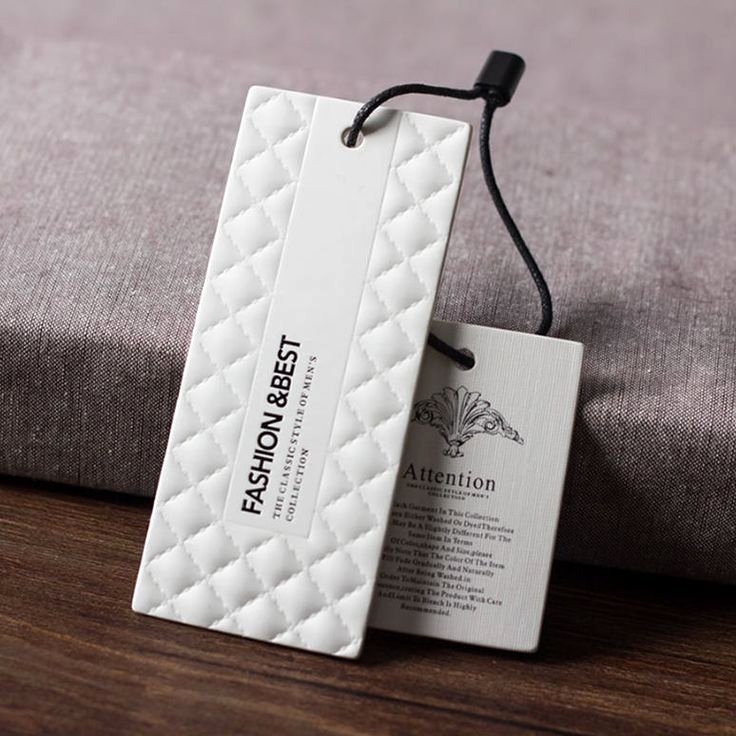 Clothing Hang Tag Template Fresh Best 25 Swing Tags Ideas On Pinterest