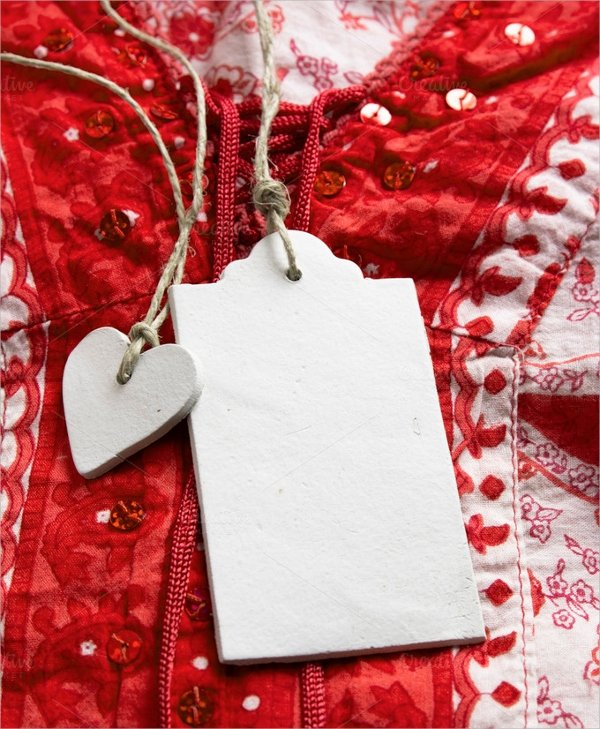 Clothing Hang Tag Template Lovely 7 Clothing Tag Templates