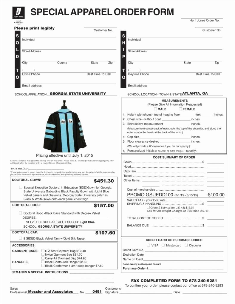 Clothing order form Template Best Of 9 Apparel order form Templates No Free Word Pdf Excel