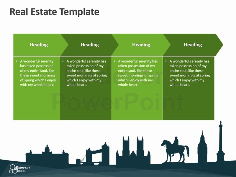 Cma Real Estate Template Fresh Real Estate – Editable Powerpoint Template