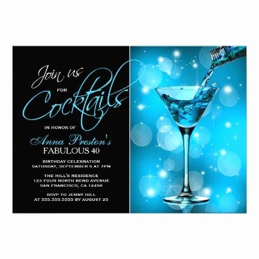 Cocktail Party Invitation Template Unique 89 Best Birthday Party Invitation Templates Images On