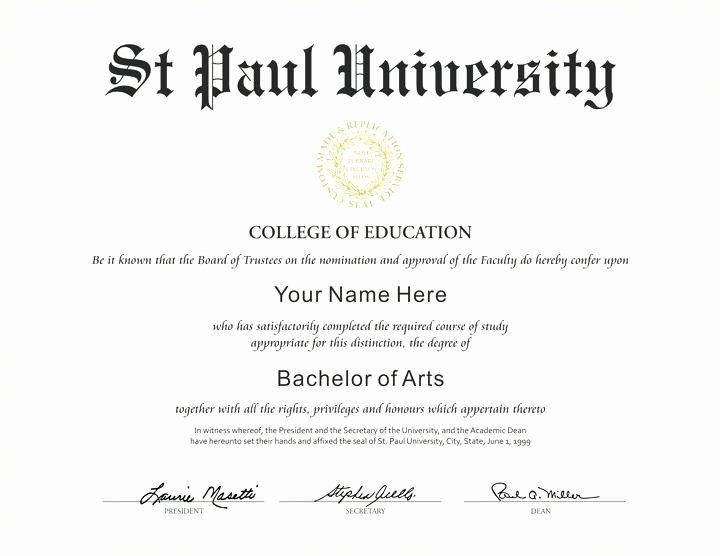 College Diploma Template Pdf Elegant College Diploma Template Pdf – Trejos