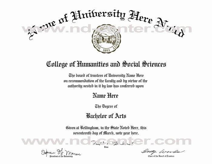 College Diploma Template Pdf Fresh College Diploma Template Pdf