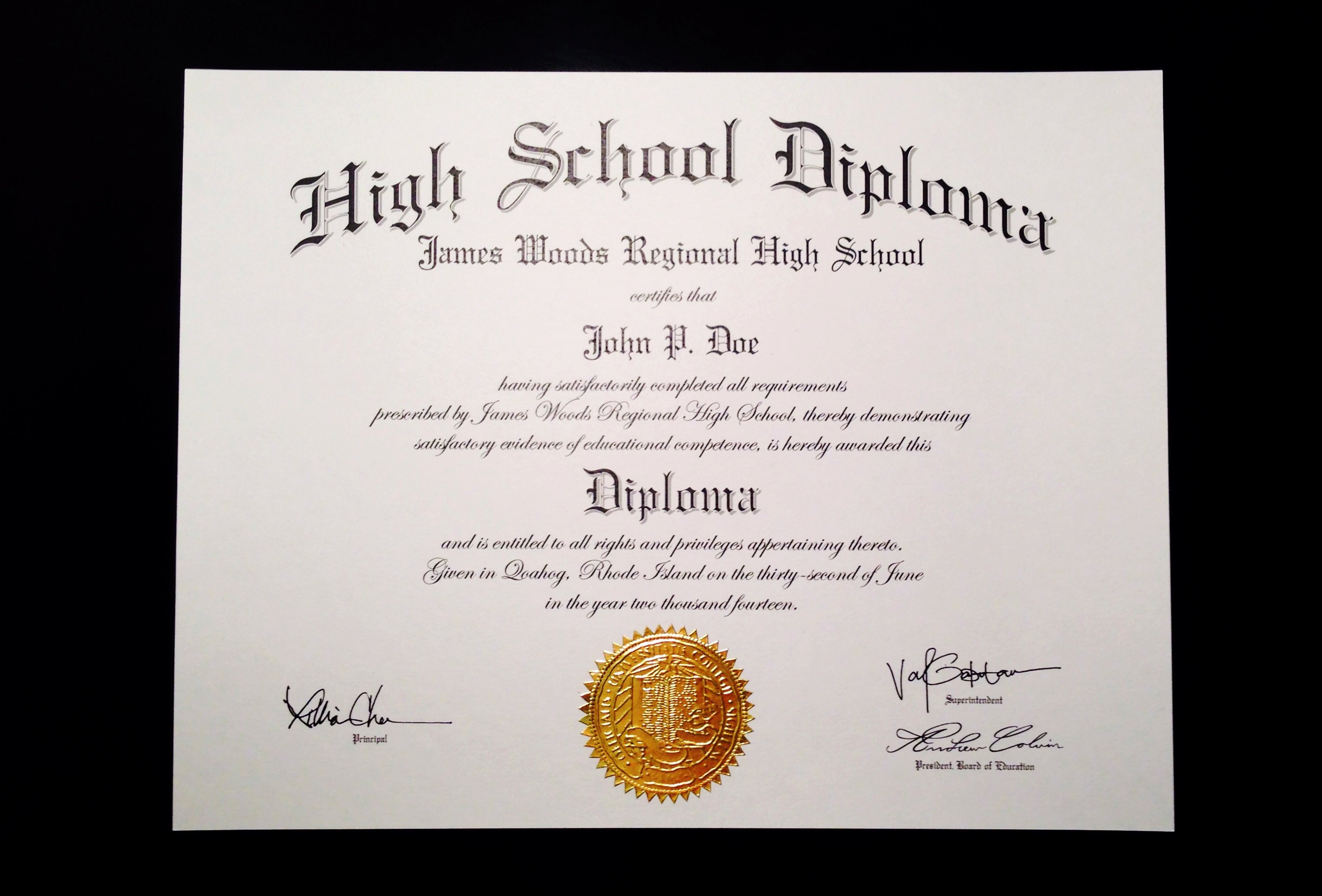 College Diploma Template Pdf Luxury Buy A Fake High School Diploma Line