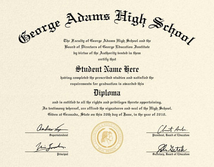 College Diploma Template Pdf New High School Diploma Template Printable Certificate