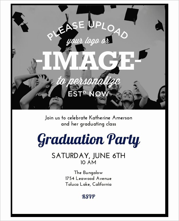 College Graduation Announcements Template Awesome 37 Invitation Templates Word Pdf Psd Publisher