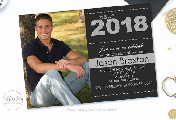 College Graduation Announcements Template Inspirational Graduation Invitation Graduation Party Invitations High