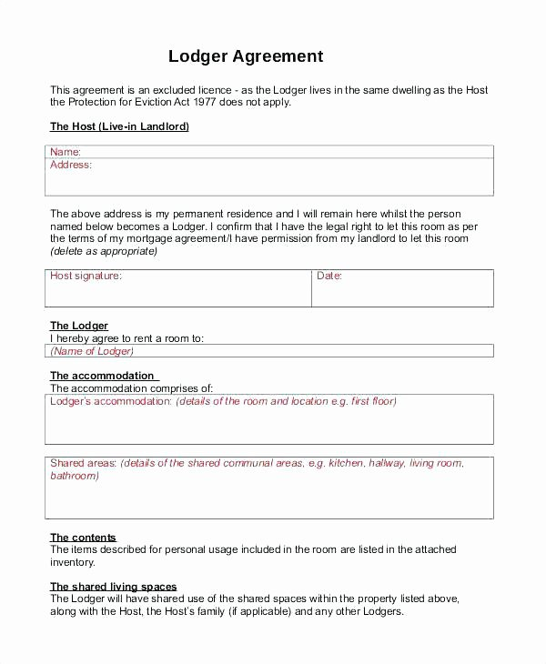 College Roommate Agreement Template Inspirational Best Roommate Ideas Contracts Template College