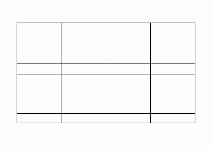 Comic Book Strips Template Awesome Ic Strip Template