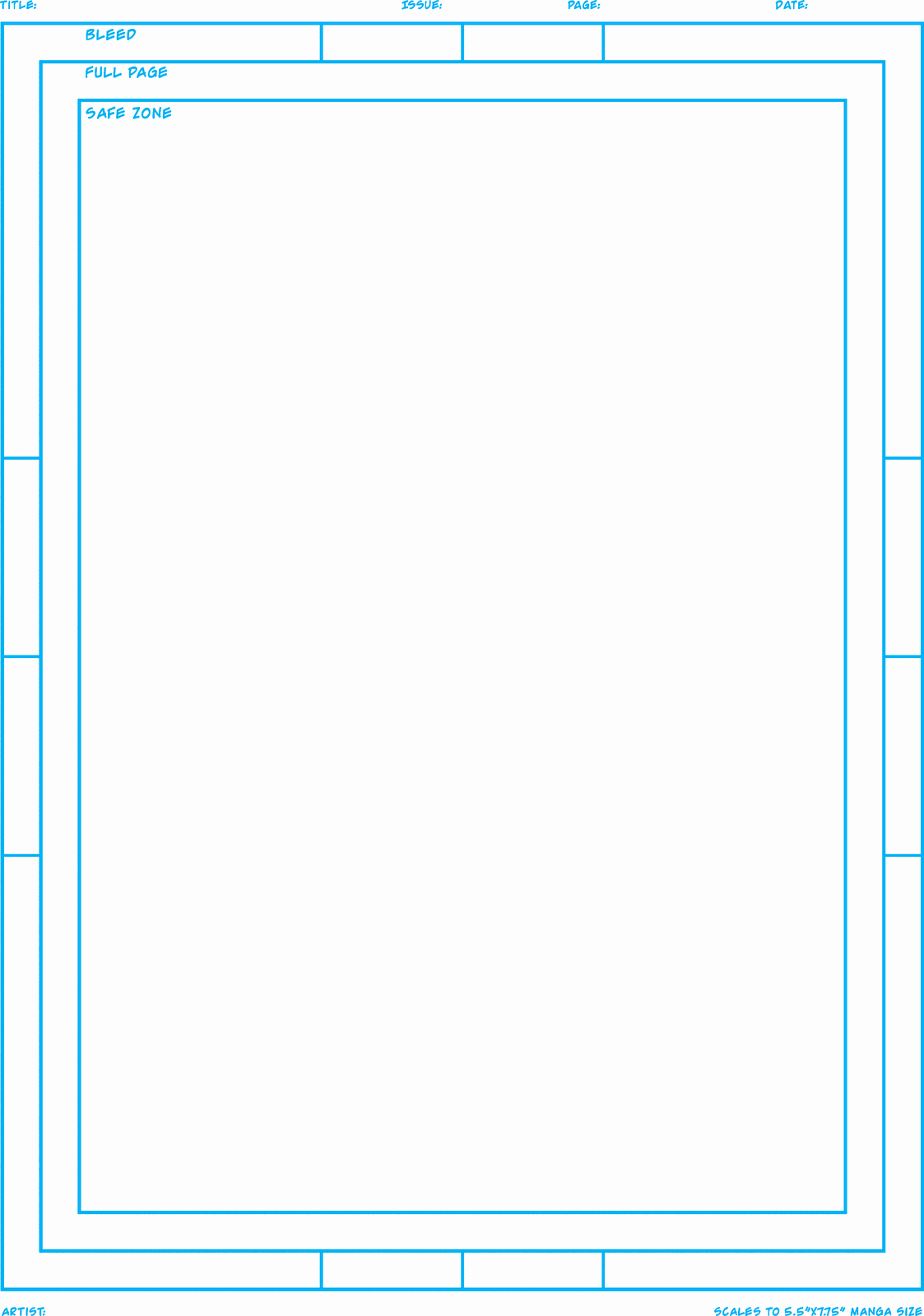 Comic Book Template Photoshop Lovely 6 Best Of Ic Book Cover Template Shop