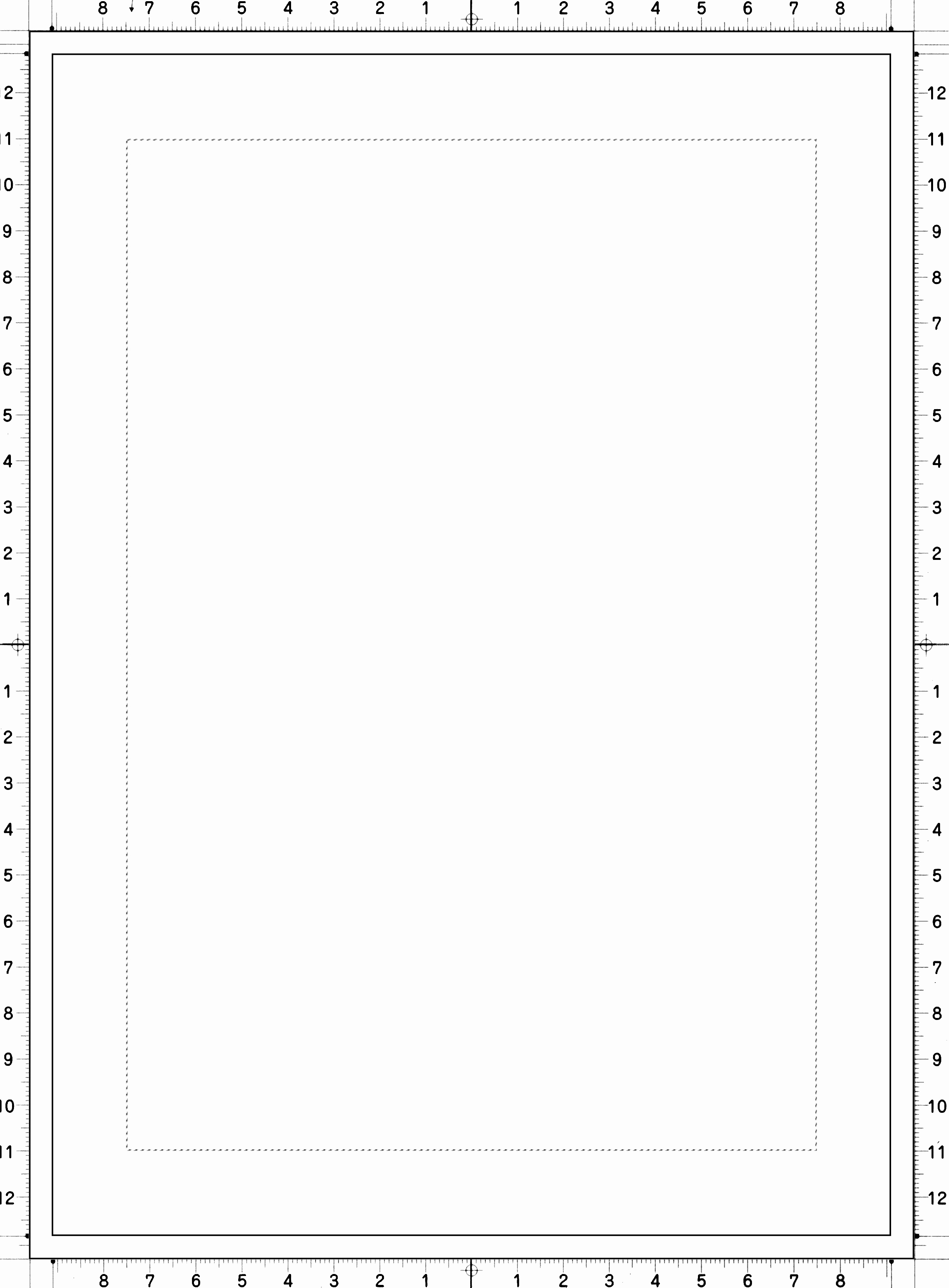 Comic Book Template Photoshop Unique Ic Page Template by Yaen On Deviantart