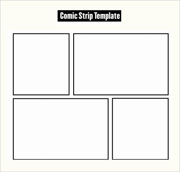 Comic Strip Template Pdf Beautiful Ic Book Template Pdf 2018