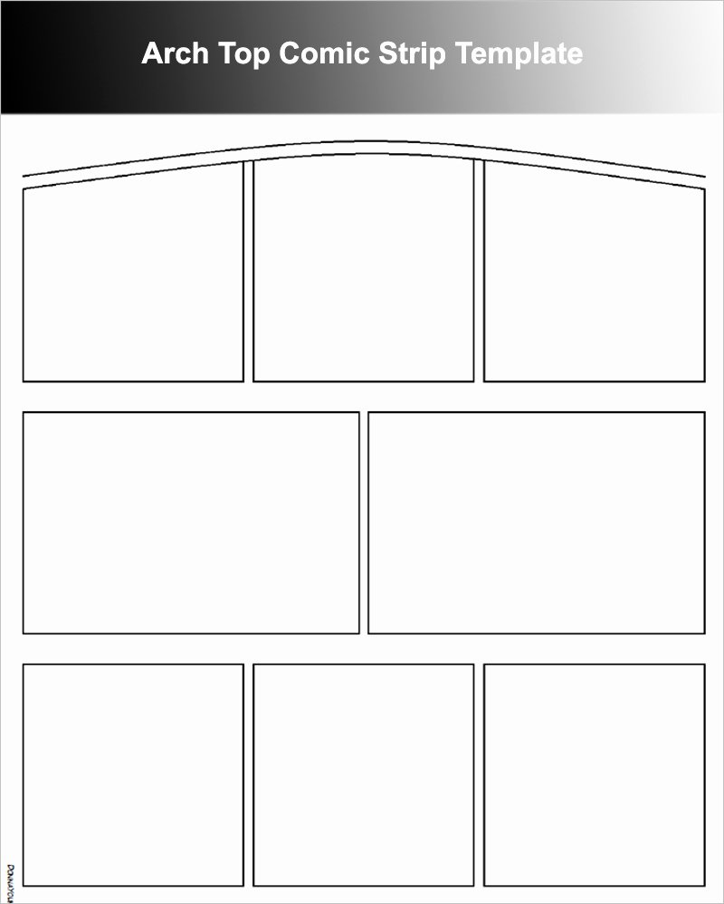Comic Strip Template Pdf Best Of 16 Ic Strip Template Free Word Pdf Doc formats